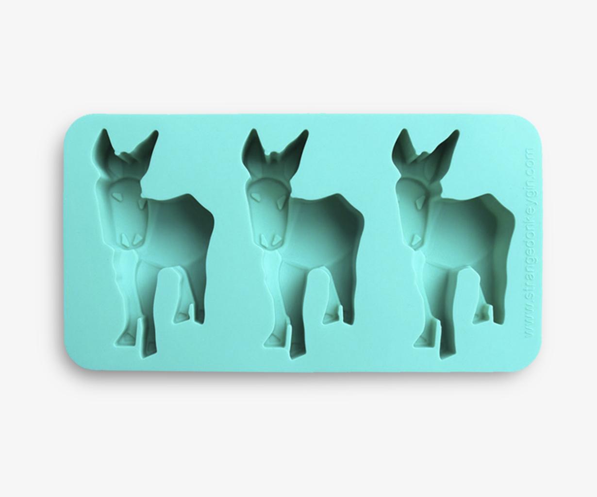 Strange Donkey Icons