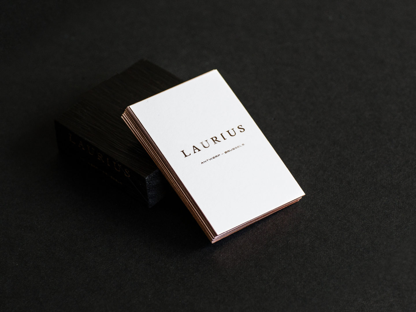 Laurius Businesscards