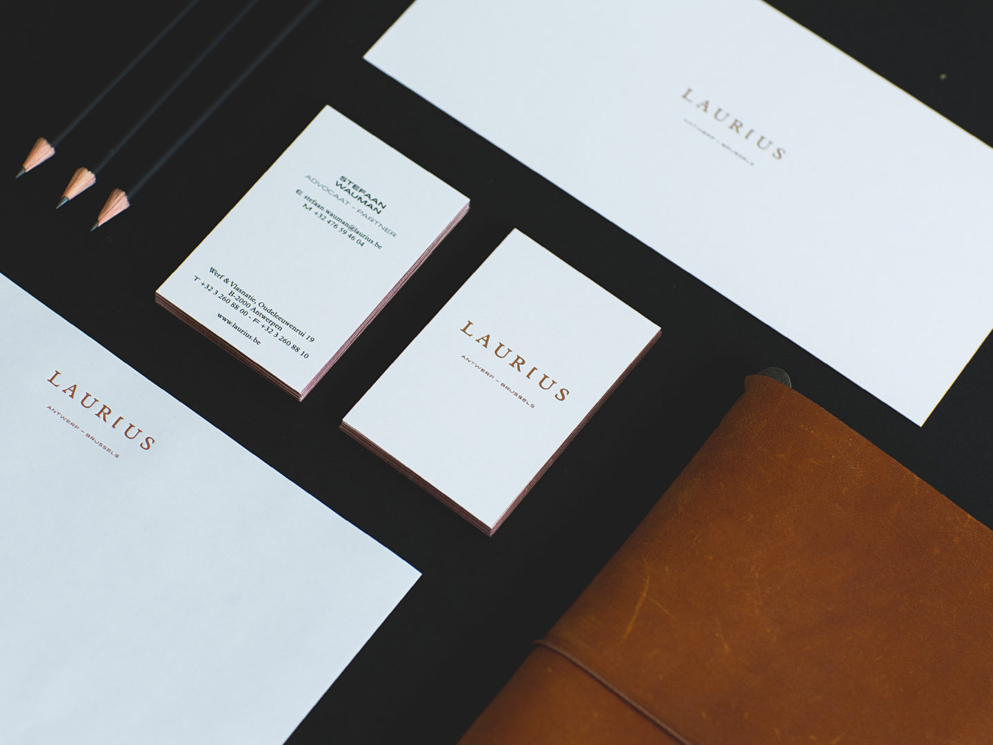 Laurius stationery