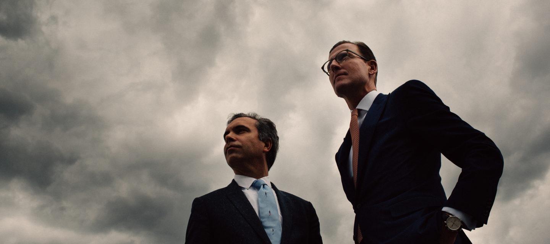 Dirk Wellens and Bert Luyten