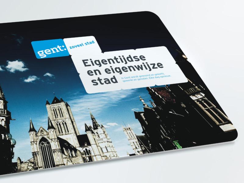 Ghent logo variations